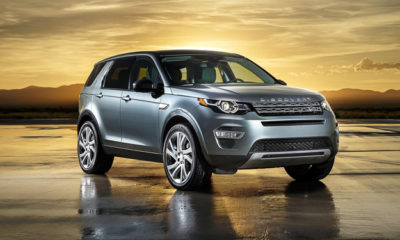 Land Rover Discovery Sport unveil