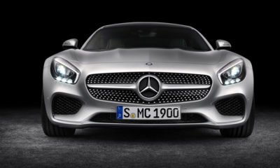 Mercedes-AMG GT front
