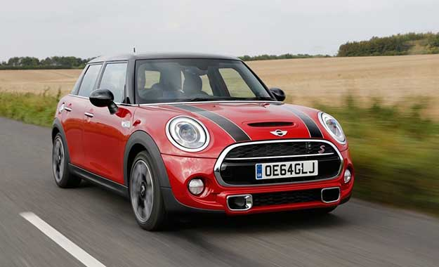 The Mini Cooper S 5-Door will arrive here in November 2014