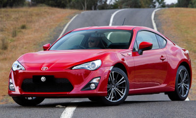 Toyota 86 replacement