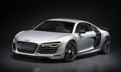 Audi R8 Competition front
