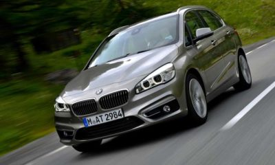 BMW 2 Series Active Tourer front