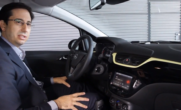 Opel Corsa interior revealed - CARmag.co.za