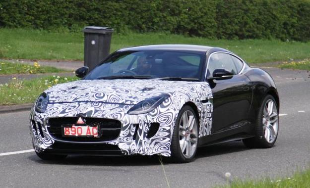 Jaguar F Type Coupe AWD