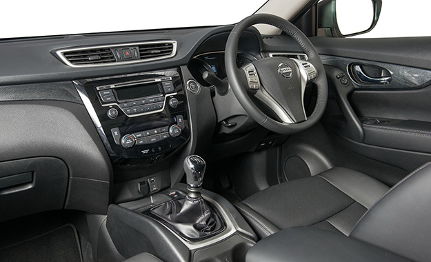 Driven nissan x trail 16 dci se 4wd carmag new nissan x trail interior fandeluxe Gallery