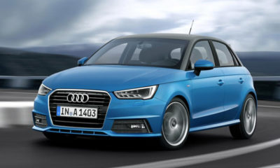 Audi A1 Sportback facelift revealed