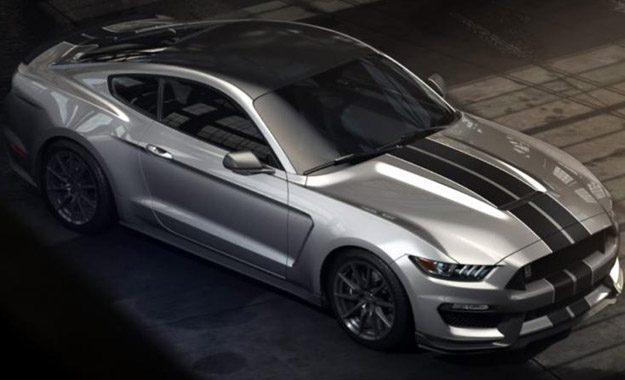 Ford Shelby GT350 Mustang official reveal