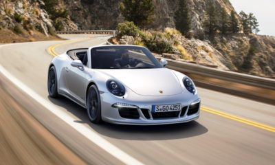 The GTS models boasts 20 kW more than the Carrera S.