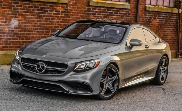 Attractive Mercedes Benz S Class Coupé Pricing Released. Mercedes Benz S63 AMG ...