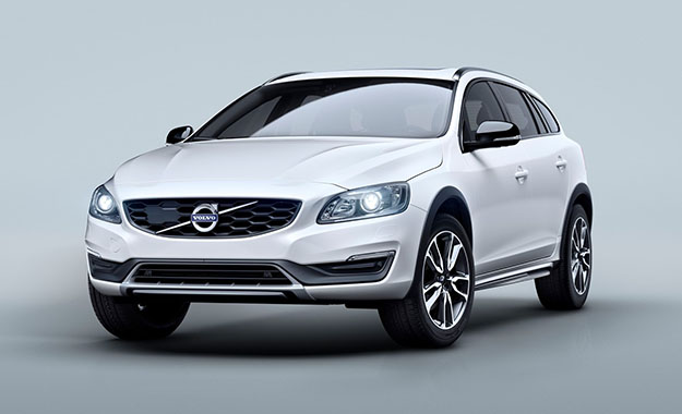 The V60 Cross Country is the third member of Volvo's Cross Country line-up