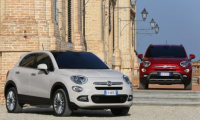 Fiat 500X front