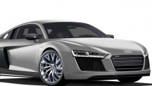 Note the redesigned LED lights on this rendering of the next-gen Audi R8