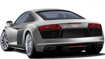 Could this be the next Audi R8? Given Audi's current design language, this designer might not be too far off