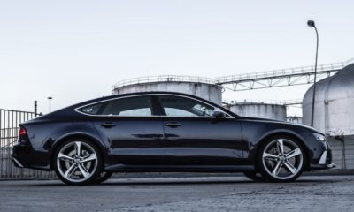 Audi RS7 Sportback profile