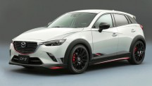 Mazda modifies the establishment