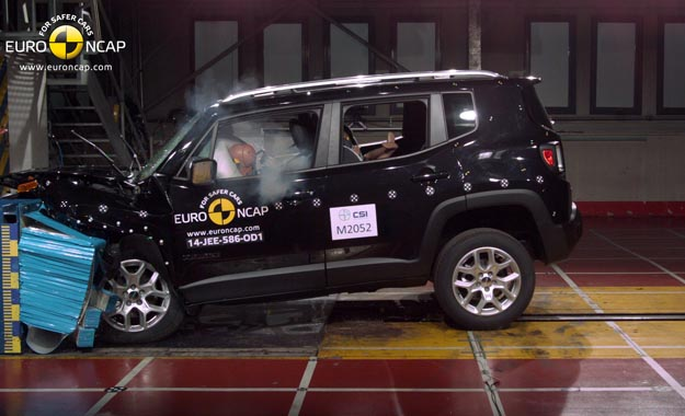 More EuroNCAP crash-test results [w/videos]