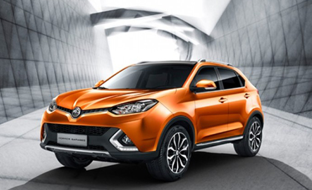 MG's first-ever SUV