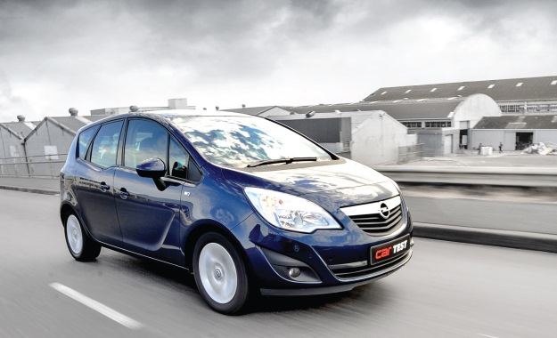 Opel Meriva 14 Turbo Enjoy Carmag