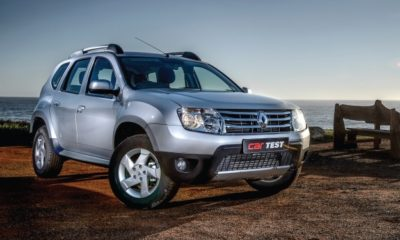 Renault Duster 1,5 dci Dynamic 4x2 front