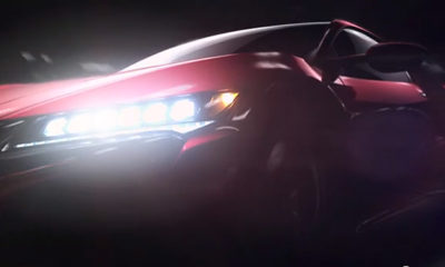 The production Honda/Acura NSX will be unveiled at next month's Detroit Auto Show