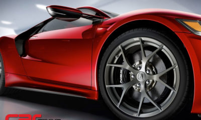 Acura NSX 2016 Wallpaper