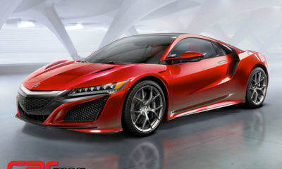 Acura NSX (2016) Wallpaper