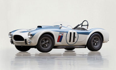 1963 Shelby 289 Competition Cobra