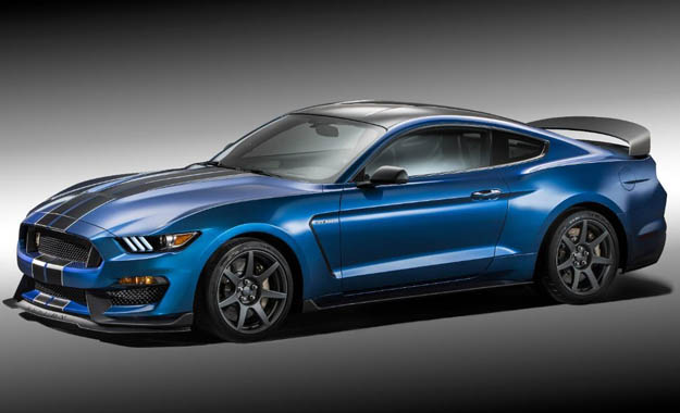 Ford Mustang GT350R front