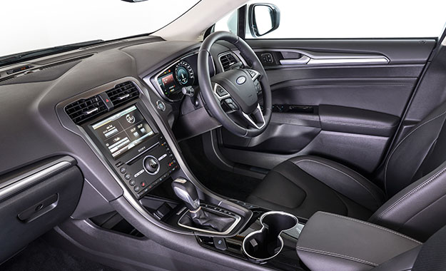 SYNC 2 Infotainment System; Full Leather Is Standard ...