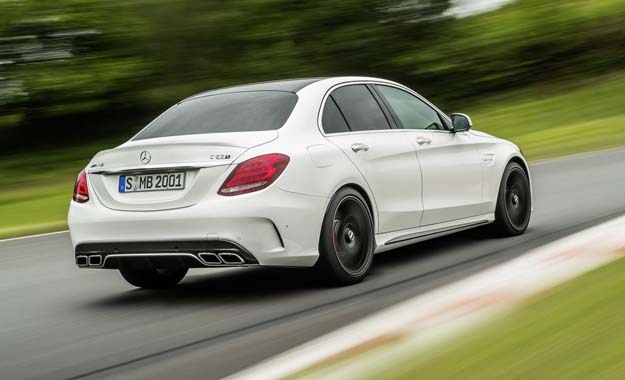 Pricing mercedes benz c63 amg and c63 amg s for Mercedes benz c63s amg price