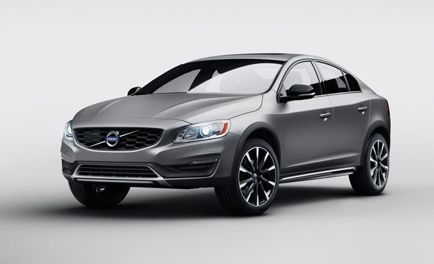 Volvo S60 Cross Country front