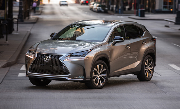 ... Build Quality And NVH Are As Impressive As Youu0027d Expect From Lexus