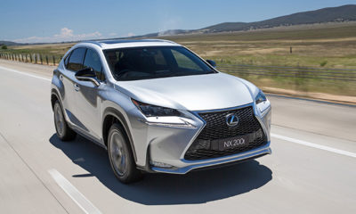 The Lexus NX 200t F Sport is nimble but not playful