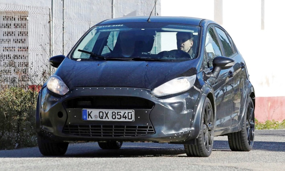 Ford Fiesta RS rumours hot up - CARmag.co.za