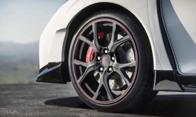 Honda Civic Type-R wheel