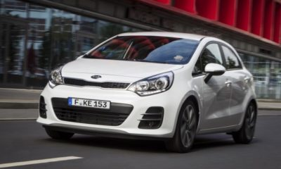 The Kia Rio facelift remains an impressive package