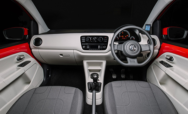 55 KW And 95 Nm Interior Is Simple Solid At Least Up Front Quite Spacious