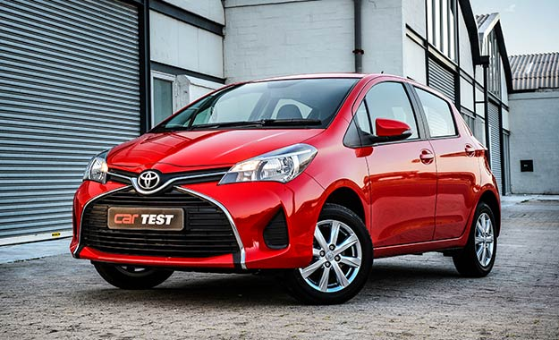 The X-motif, narrow grille and lower airdam dominate the Toyota's updated front-end treatment.