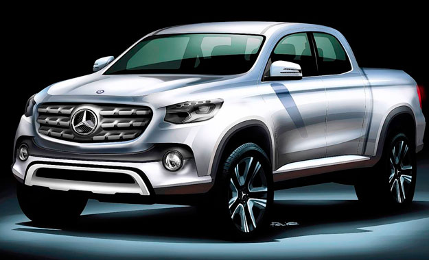 Mercedes-Benz to build double-cab - CARmag.co.za