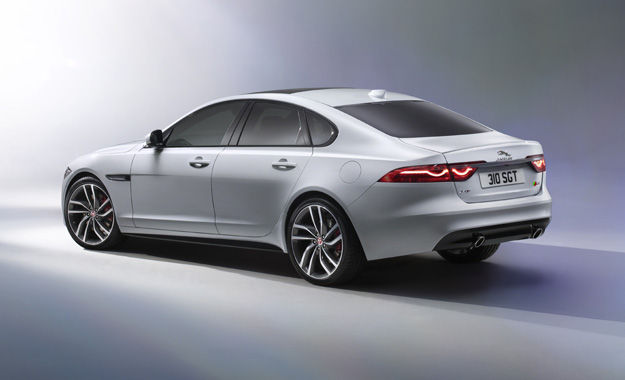 ... Jaguar Claims The XF Is Up To 80 Kg Lighter Than Its Closest Rival.