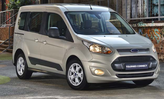 Ford Tourneo Connect front