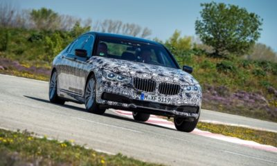 BMW 7 Series comfort or dynamic - you choose