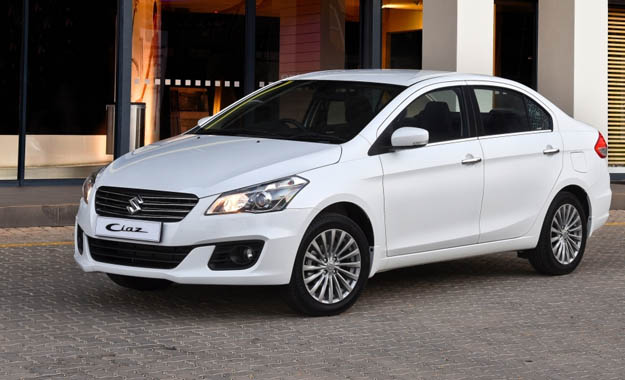 Suzuki Ciaz arrives in SA
