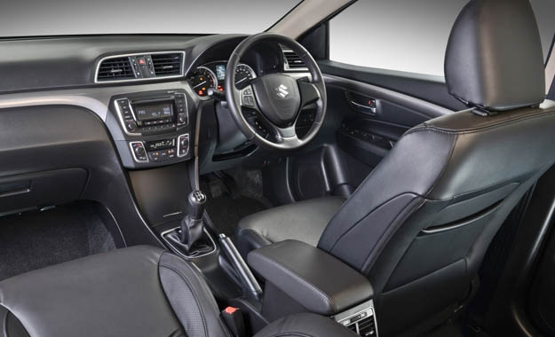 There is also the option of an automatic transmission.