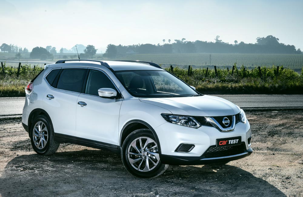 This is a very different X-Trail.