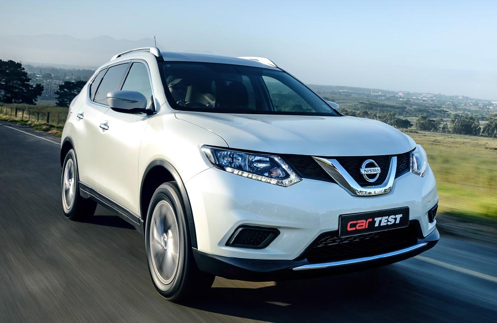 The X-Trail is refined at speed (much more so than its predecessor) and the ride is cossetting.