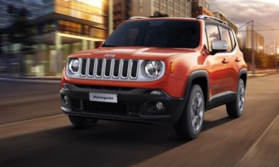 Jeep Renegade - ready for the urban jungle