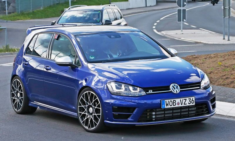 Golf R400 front