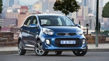 Revised Kia Picanto lands in SA