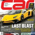 July 2015 issue of CAR magazine